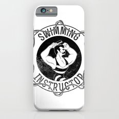 Swimming instructor iPhone 6s Slim Case