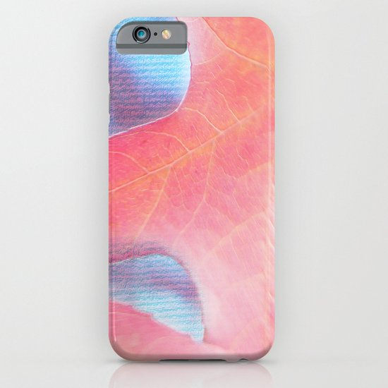 Dancing Leaves iPhone & iPod Case