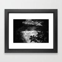 Nonsense Framed Art Print