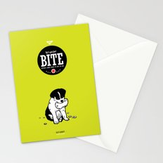 BITE:I love ham Stationery Cards