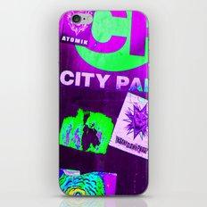 City Paper. iPhone & iPod Skin