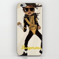 Dangerous iPhone & iPod Skin