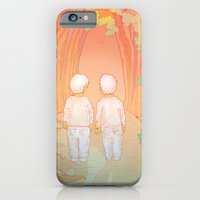 iPhone & iPod Case featuring Hansel-&-Gretel by Vasco Vicente