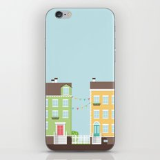 Little Houses iPhone & iPod Skin