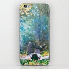 Day Dreaming iPhone & iPod Skin