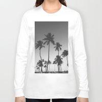 Palm Trees II Long Sleeve T-shirt