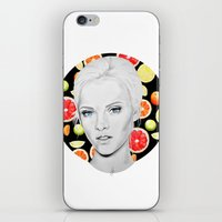 Citrus iPhone & iPod Skin