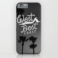 West Coast Is The Best C… iPhone 6 Slim Case