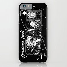 Greetings From Space Slim Case iPhone 6s