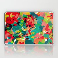 ALL FOR FLOWERS Laptop & iPad Skin