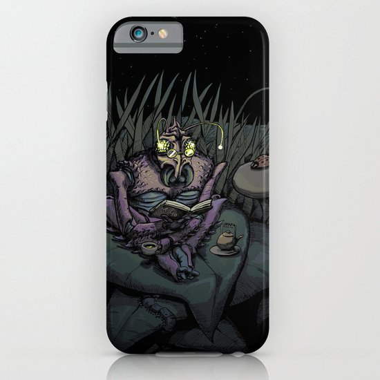 Night Bug iPhone & iPod Case