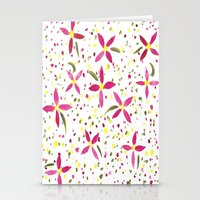 Petals And Joy Stationery Cards