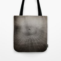 Oh What A Tangled Web We… Tote Bag