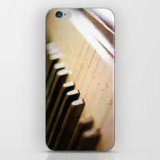 Melodies iPhone & iPod Skin