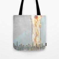 Surge Tote Bag