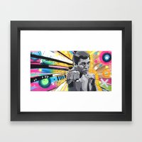 Box Ali Muhammad  Framed Art Print