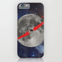 iPhone & iPod Case featuring Lunar Lander by Anthony Bellus
