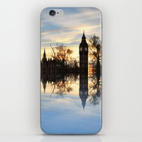 Westminster woods iPhone & iPod Skin