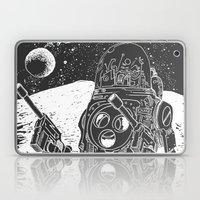 Duke of the Moon Laptop & iPad Skin