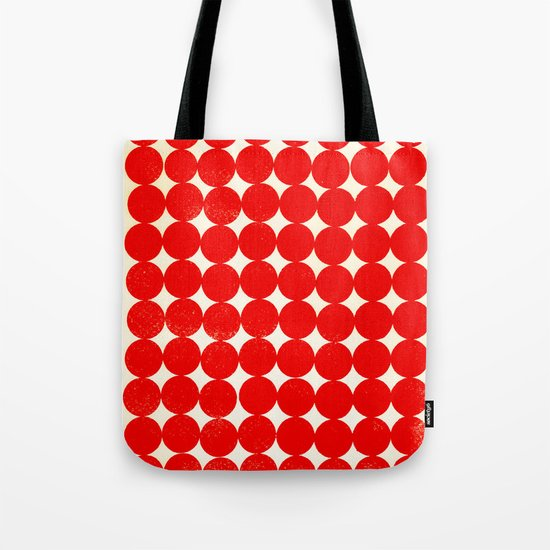 Unity Red Tote Bag