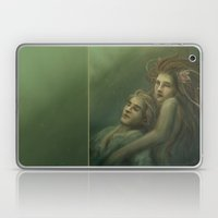 Love Rescue Me Laptop & iPad Skin