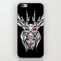Mother nature deer iPhone & iPod Skin
