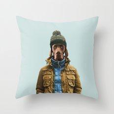 Polaroid N°22 Throw Pillow