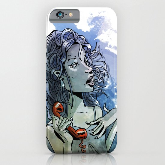 Call Muchacha  iPhone & iPod Case