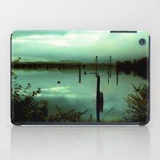 Green Bridge  iPad Case