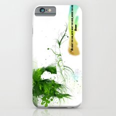 Women with design iPhone 6 Slim Case