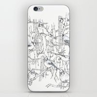 Flock iPhone & iPod Skin