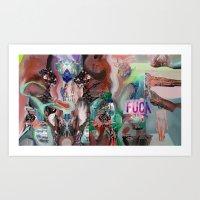 Ed266abce9444289ec4e2fe2… Art Print