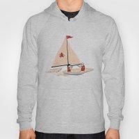 Sailing Towards Future U… Hoody