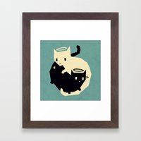 we need each other Framed Art Print