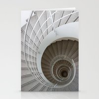 The Spiral (architecture… Stationery Cards