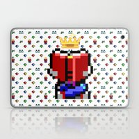 Commander Keen Laptop & iPad Skin