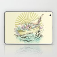 Unique Nesting Laptop & iPad Skin