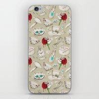 Wear To Wonderland - Neu… iPhone & iPod Skin