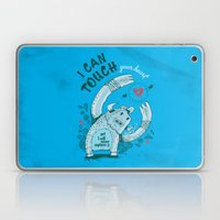 I can touch your heart Laptop & iPad Skin