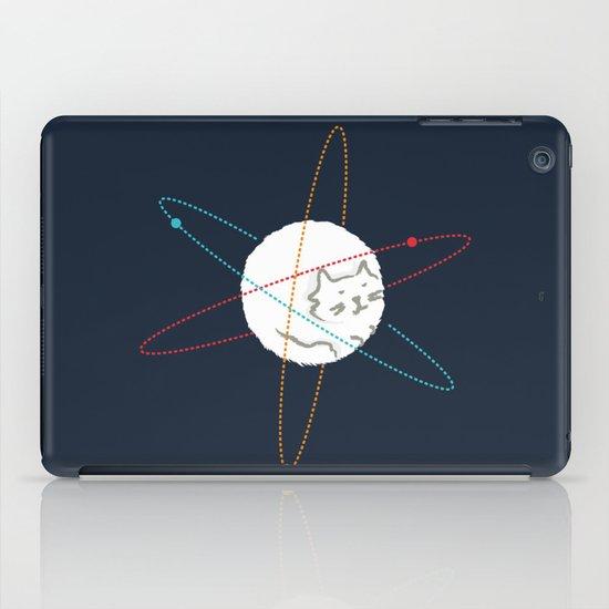 Cat-ion iPad Case