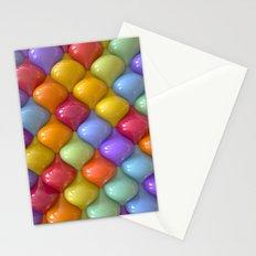 Oval Pattern Stationery Cards