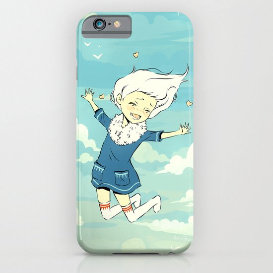 Spring Sky iPhone & iPod Case