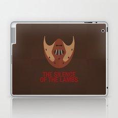 THE SILENCE OF THE LAMBS Laptop & iPad Skin