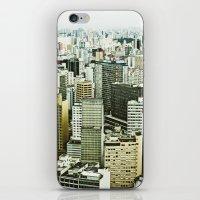 Sao Paulo iPhone & iPod Skin