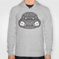 Teenage Mutante Lucha Turtles Hoody