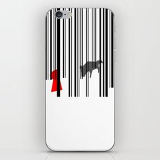 out of the woods iPhone & iPod Skin