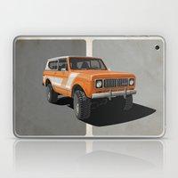 International Scout - Ra… Laptop & iPad Skin