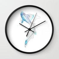 Phantom Two Wall Clock
