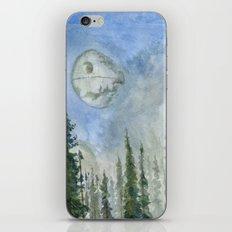 The Endor Morning Sky iPhone & iPod Skin