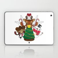 Merry Christmas Chestnut… Laptop & iPad Skin